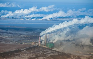 Canadian Tar Sands Carbon Polluter